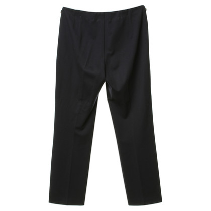Marc Cain Trousers in dark blue
