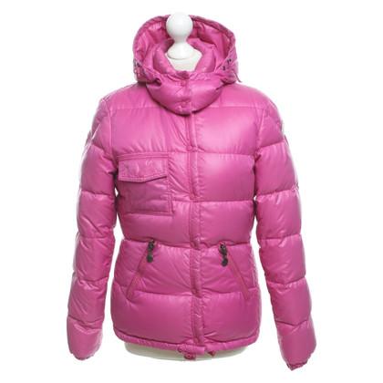 Moncler Piumino in rosa