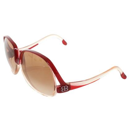 Balenciaga Sunglasses in red
