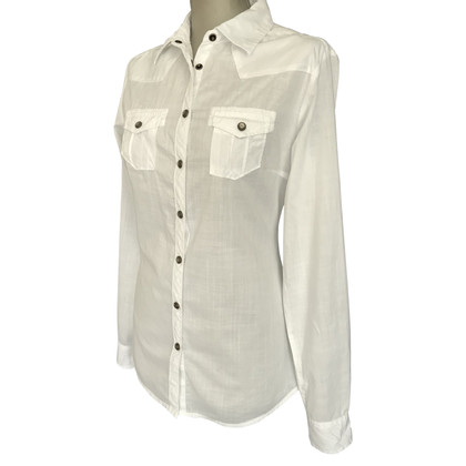 Maison Scotch Blouse in white