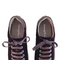 Gianvito Rossi Sneakers of velvet