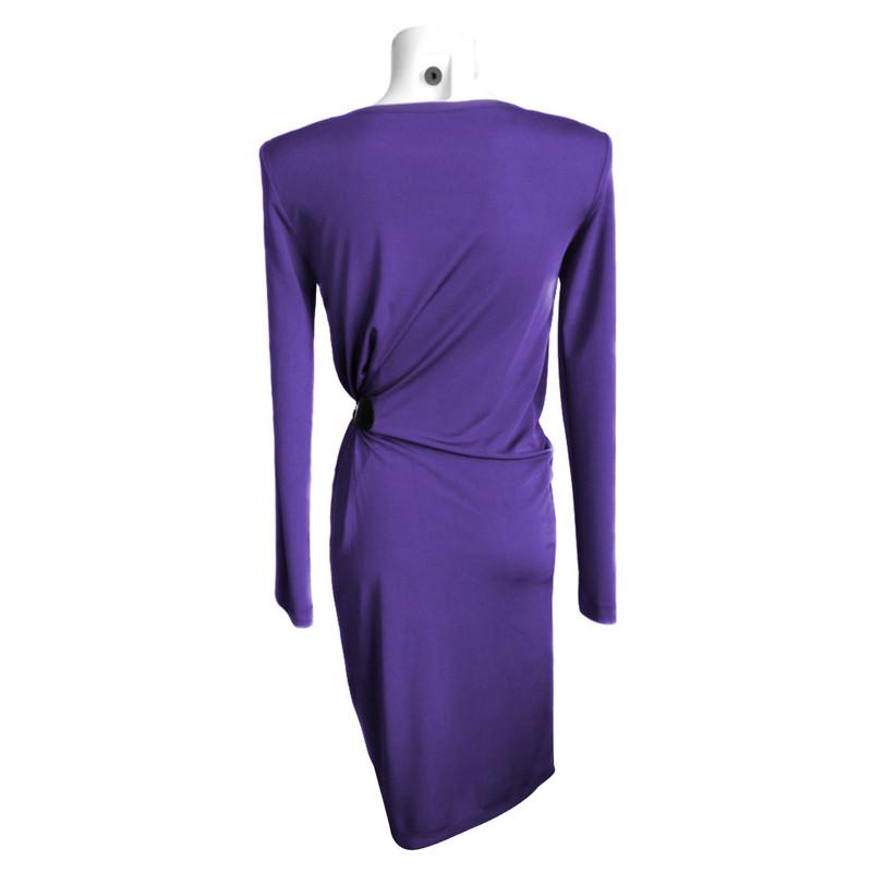 Versace lila kleid