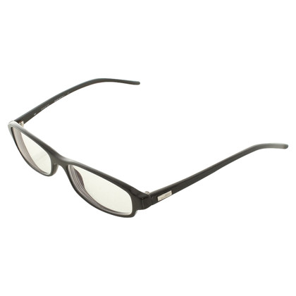 Gucci Brille in Schwarz