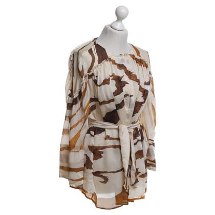 Roberto Cavalli Blouse with pattern