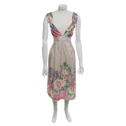 Cerruti 1881 Dress with floral print