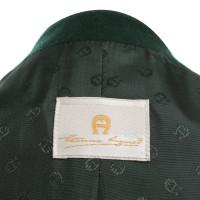 Aigner Green coat