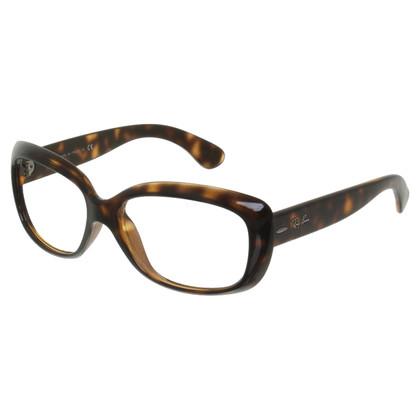 Ray Ban Sonnenbrille in Braun