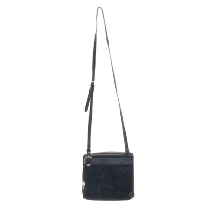 Loro Piana Shoulder bag in dark blue