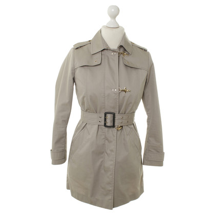Fay Trench coat in beige