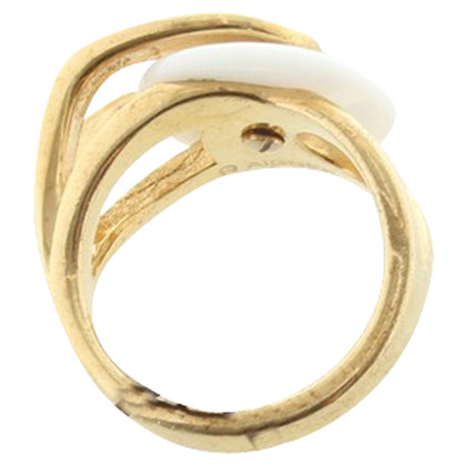 Aigner Gold colored ring