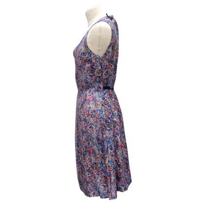 Marc by Marc Jacobs Patroon zijden jurk