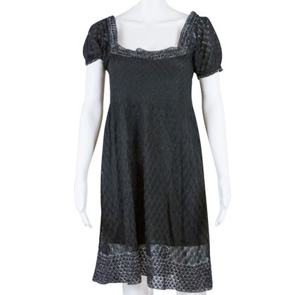 Missoni by Target Black Lurex dress