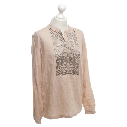 Antik Batik Tunic with sequin trim