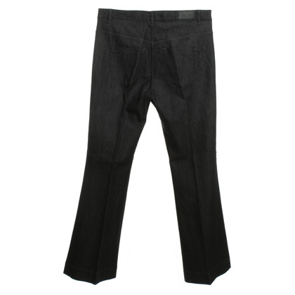 René Lezard Jeans in dark grey