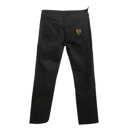 Gucci trousers with coating