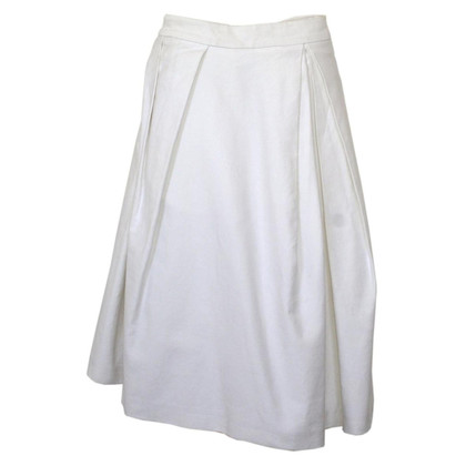 Acne Cotton skirt