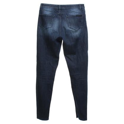 Prada Jeans in blu scuro