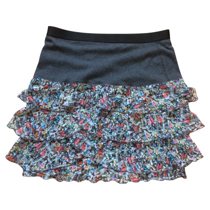 Marc Cain skirt with doses Print