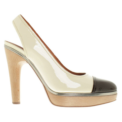 Lanvin pumps in beige