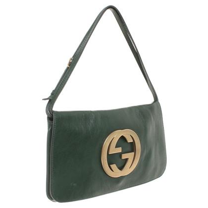 Gucci Handtas in groen