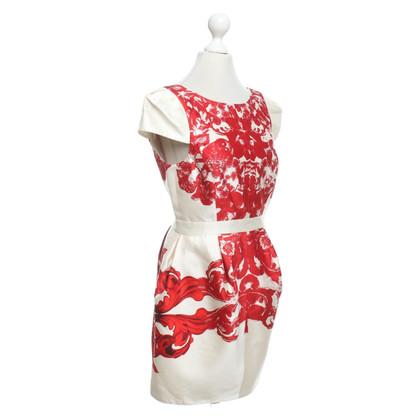 Tibi Robe à imprimé floral