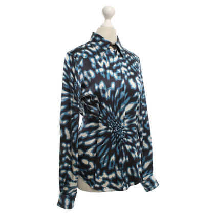 Just Cavalli Blouse with graphic print