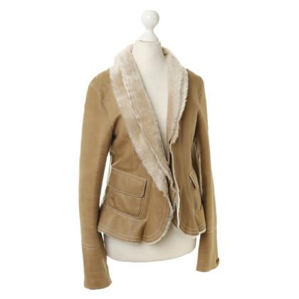 Marc Cain Sheepskin jacket