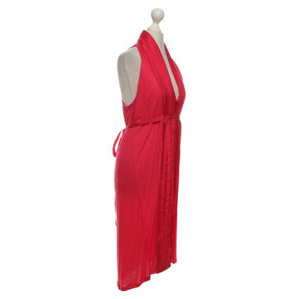 Armani Jeans Robe en rouge