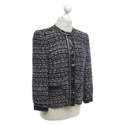 Rena Lange Jacket in blue / black