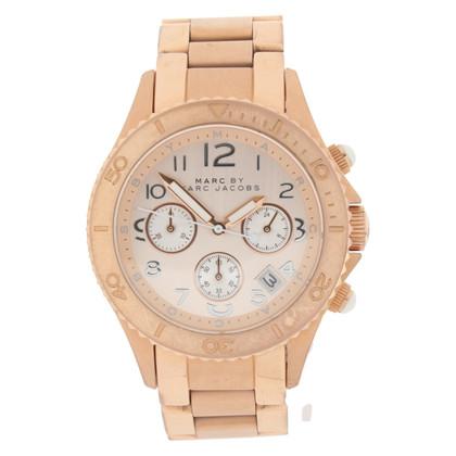 Marc by Marc Jacobs Rose gouden horloge