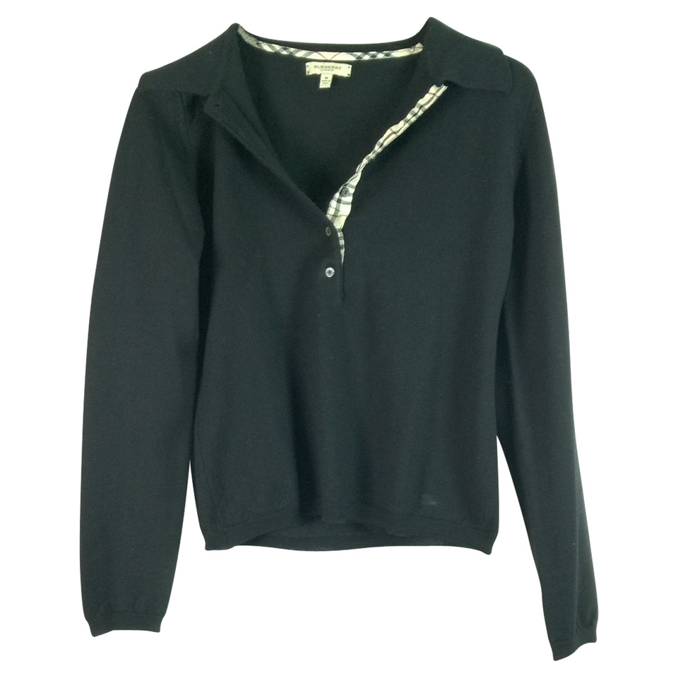 Burberry Sweater in Merino Wool