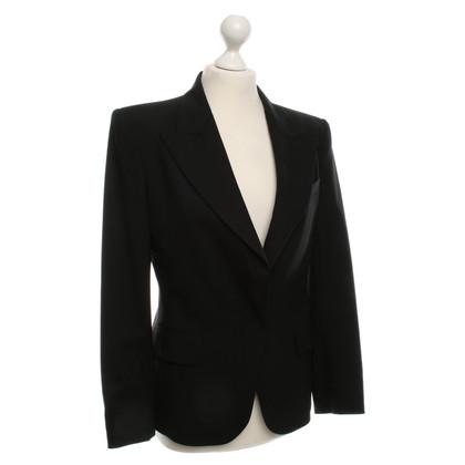 Yves Saint Laurent Blazer in Black