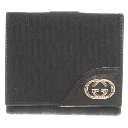 Gucci Wallet in zwart