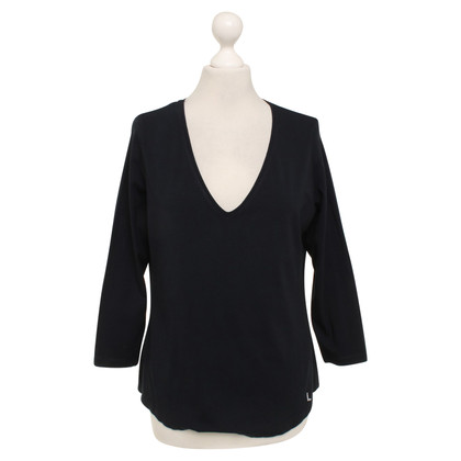 Laurèl top in dark blue