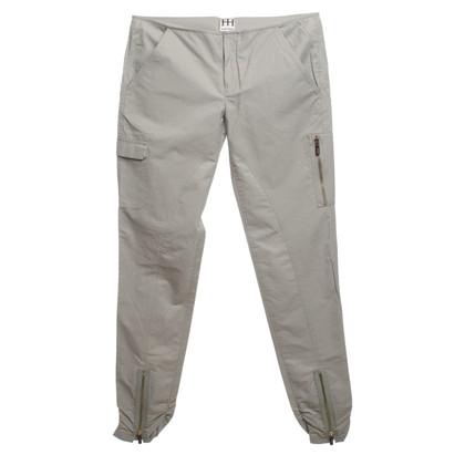 Haute Hippie Pantalon cargo en beige