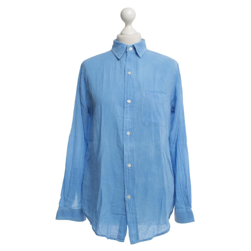 Current Elliott Oversized blouse in blauw