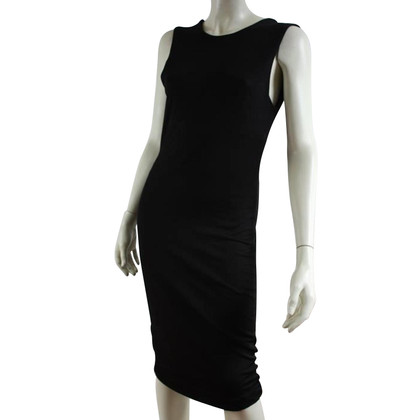 Alexander Wang Black dress with open back
