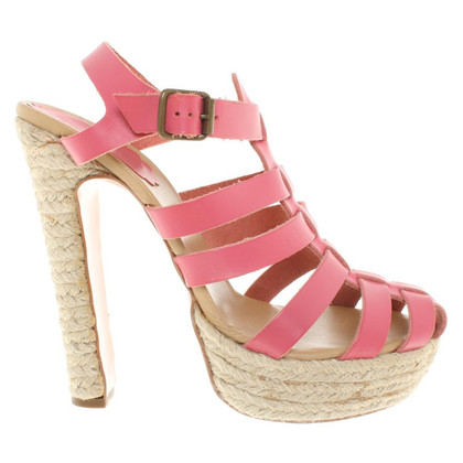 Red Valentino High Heels in Pink