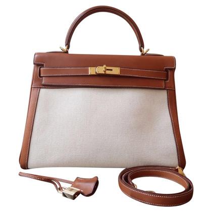 """Hermès """"Kelly Bag 32 Barenialeder"""""""