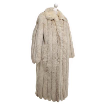 Other Designer Saga Fox - Blue fox coat