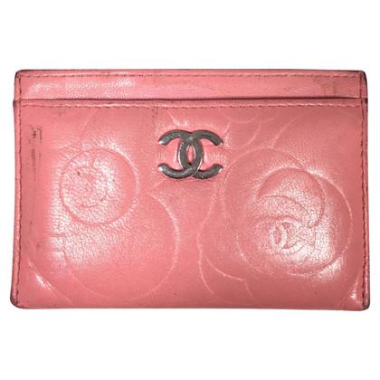 Chanel Credit Card Camelia