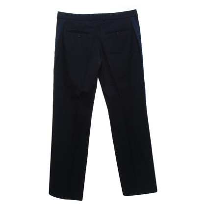 Joseph Hip trousers in dark blue