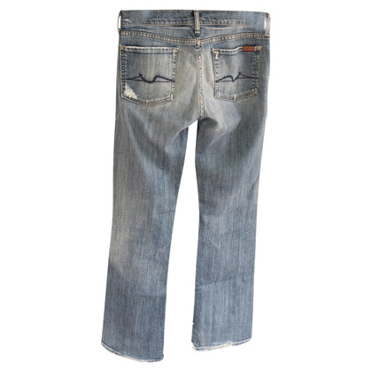 7 For All Mankind Boocut Jeans