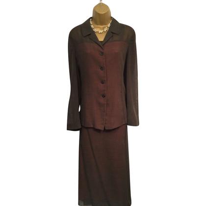 René Lezard 3-piece wool suit