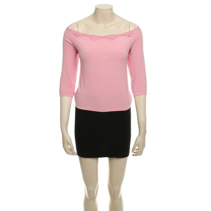 Blumarine Pullover in Rosa