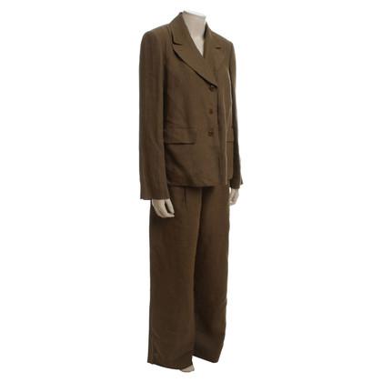 Sonia Rykiel Tailleur pantalone marrone chiaro Medium