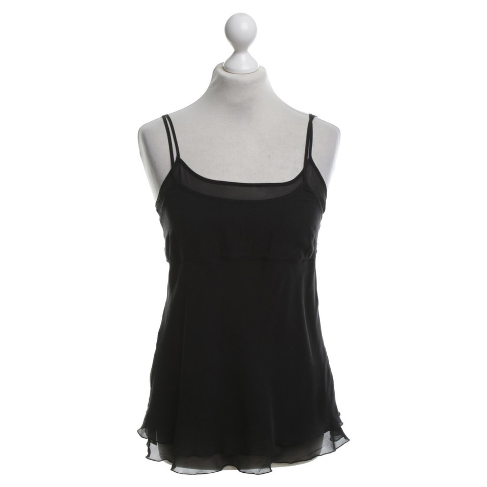 Karl Lagerfeld for H&M top made of silk