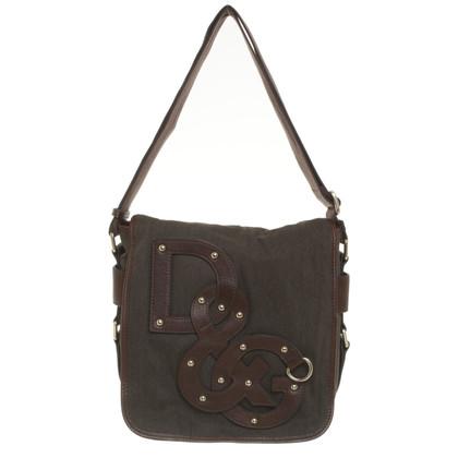 D&G Shoulder bag in brown