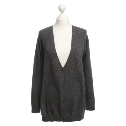 Prada Strickjacke in Grau