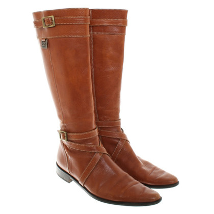 Dolce & Gabbana Boots in Light Brown